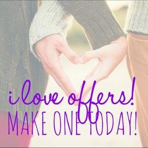 Other - Wanna make an offer?